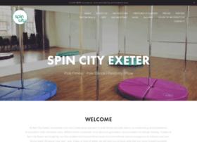 spincityexeter.com