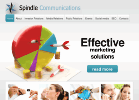 spindlecommunications.com