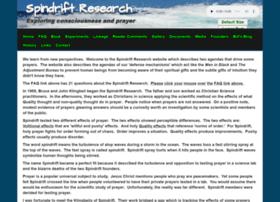 spindriftresearch.org