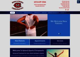 spineandsportschiro.com