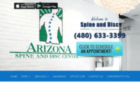 spineofaz.com