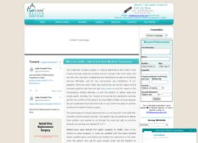 spinesurgery-wecareindia.com