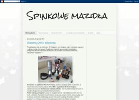 spinkowemazidla.blogspot.com