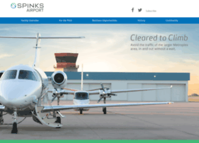 spinksairport.com