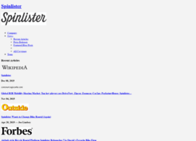 spinlister.totemapp.com