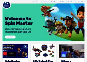 spinmaster.com
