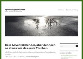 spinnradgeschichten.de