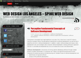 spinxwebdesign.blog.com