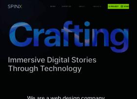 spinxwebdesign.com