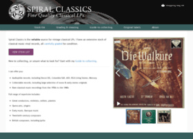 spiralclassics.co.uk