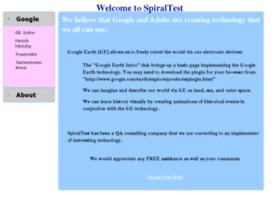 spiraltest.com