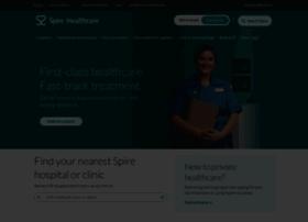 spirehealthcare.com