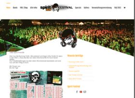 spirit-festival.com