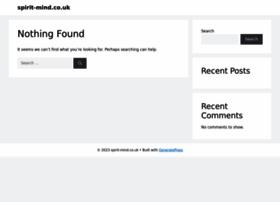 spirit-mind.co.uk