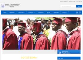 spiritanuc.edu.gh