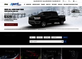 spiritautocenter.com