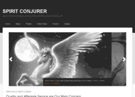 spiritconjurer.com