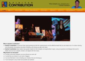 spiritedcontribution.com