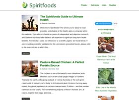 spiritfoods.net