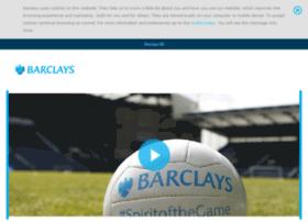 spiritofthegame.barclays.com