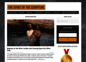 spiritofthescripture.com