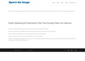 spiritonstage.com