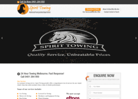 spirittowing.com.au