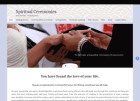spiritual-ceremonies.com