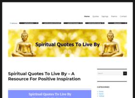spiritual-quotes-to-live-by.com