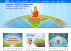 spiritual.university