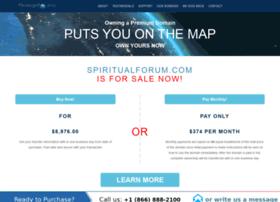 spiritualforum.com