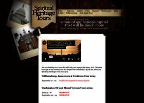 spiritualheritagetours.com