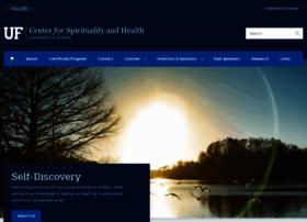 spiritualityandhealth.ufl.edu