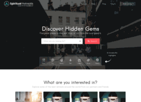 spiritualretreats.com