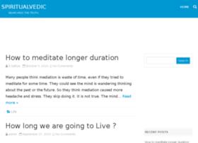 spiritualvedic.com