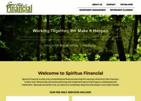 spiritusfinancial.com