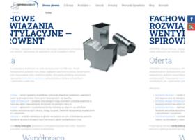 spirowent.com.pl