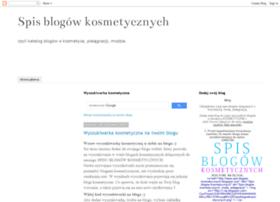 spis-blogow-kosmetycznych.blogspot.com