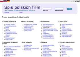 spispolskichfirm.pl
