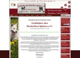 spitzliebhaberverein.de