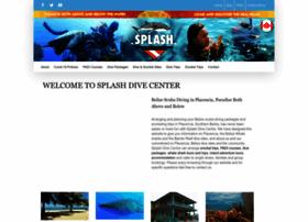 splashbelize.com