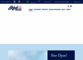 Splashcarwashes.com