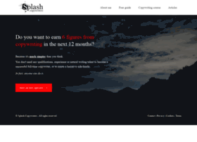 splashcopywriters.co.uk