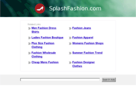 splashfashion.com