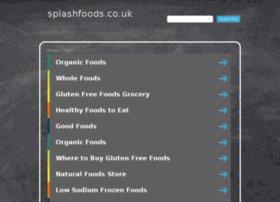 splashfoods.co.uk