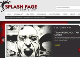 splashpageart.com
