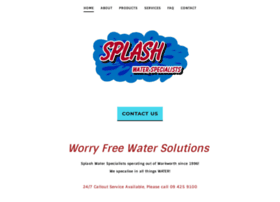 splashwater.co.nz
