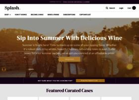 splashwines.com