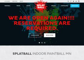 splatball.com
