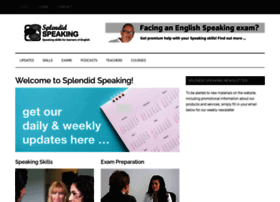splendid-speaking.com